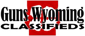 Guns Wyoming Classifieds Logo